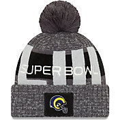 New Era Men's Super Bowl LIII Bound Los Angeles Rams Participation Knit