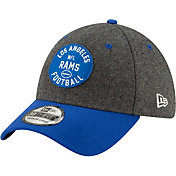New Era Men's Los Angeles Rams Sideline Home 39Thirty Stretch Fit Hat