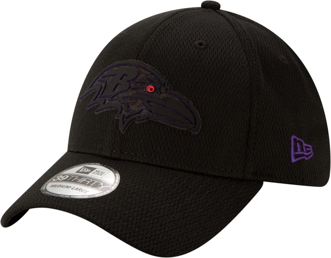 New Era Men's Baltimore Ravens Tonal Mold 39Thirty Stretch Fit Hat