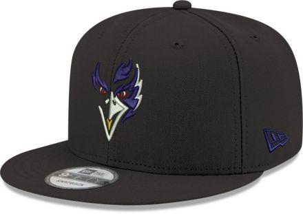 the latest 0d02c 9c1ff New Era Men  39 s Baltimore Ravens Elemental 9Fifty Adjustable Black Hat