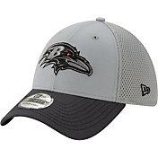 New Era Men's Baltimore Ravens Neo Grey Stretch Fit Hat