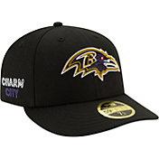 New Era Men's Baltimore Ravens 2020 NFL Draft 59Fifty Fitted Black Hat
