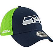 New Era Men's Seattle Seahawks 2Tone Sided 39Thirty Stretch Fit Hat