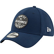 New Era Men's Seattle Seahawks Sideline 1930 Home 39Thirty Stretch Fit Hat