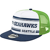 New Era Men's Seattle Seahawks Sideline Home 9Fifty Adjustable Hat