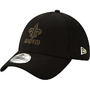 New Era Men's New Orleans Saints Tonal Mold 39Thirty Stretch Fit Hat