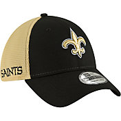 New Era Men's New Orleans Saints 2Tone Sided 39Thirty Stretch Fit Hat