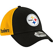 New Era Men's Pittsburgh Steelers 2Tone Sided 39Thirty Stretch Fit Hat