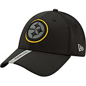 New Era Men's Pittsburgh Steelers OTA 2020 9Forty Adjustable Hat