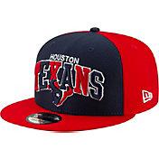 New Era Men's Houston Texans Sideline Home 9Fifty Adjustable Hat