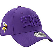 New Era Men's Minnesota Vikings Sideline Color Rush 39Thirty Stretch Fit Hat