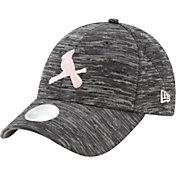 New Era Women's St. Louis Cardinals Gray 9Forty Tech League Adjustable Hat
