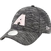New Era Women's Arizona Diamondbacks Gray 9Forty Tech League Adjustable Hat