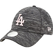 New Era Women's Los Angeles Dodgers Gray 9Forty Tech League Adjustable Hat