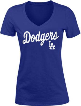 0084ab5b Los Angeles Dodgers Women's Apparel | MLB Fan Shop at DICK'S