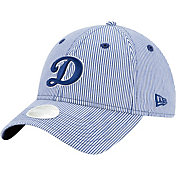 New Era Women's Los Angeles Dodgers Royal Preppy 9Twenty Adjustable Hat