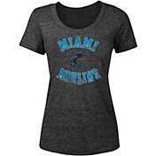 New Era Women's Seattle Mariners Tri-Blend T-Shirt