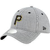 New Era Women's Pittsburgh Pirates Black Preppy 9Twenty Adjustable Hat