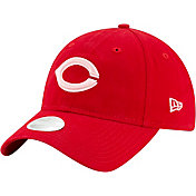 New Era Women's Cincinnati Reds Red Core Classic 9Twenty Adjustable Hat
