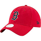 New Era Women's Boston Red Sox Red Core Classic 9Twenty Adjustable Hat