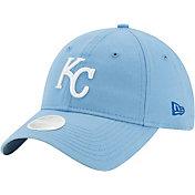 New Era Women's Kansas City Royals Blue Core Classic 9Twenty Adjustable Hat