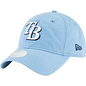 New Era Women's Tampa Bay Rays Light Blue Core Classic 9Twenty Adjustable Hat