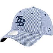 New Era Women's Tampa Bay Rays Navy Preppy 9Twenty Adjustable Hat