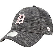 New Era Women's Detroit Tigers Gray 9Forty Tech League Adjustable Hat