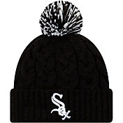 New Era Women's Chicago White Sox Cozy Cable Knit Hat