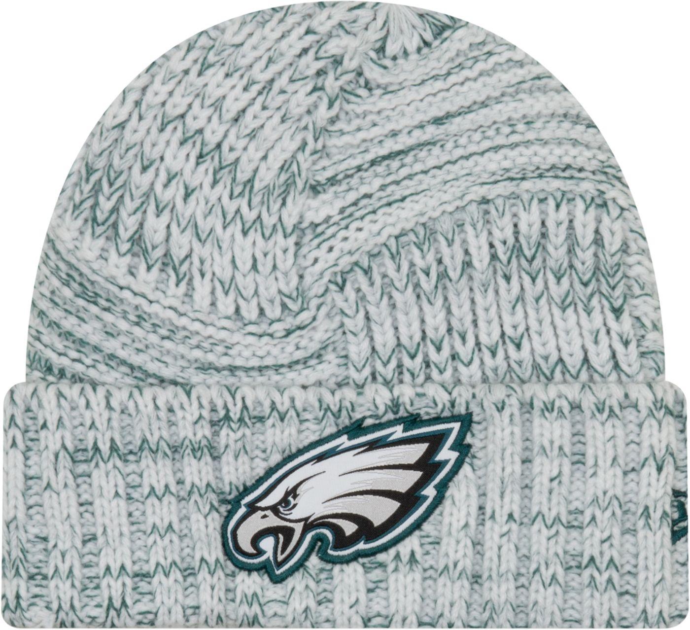 New Era Women's Philadelphia Eagles Sideline Sport Knit