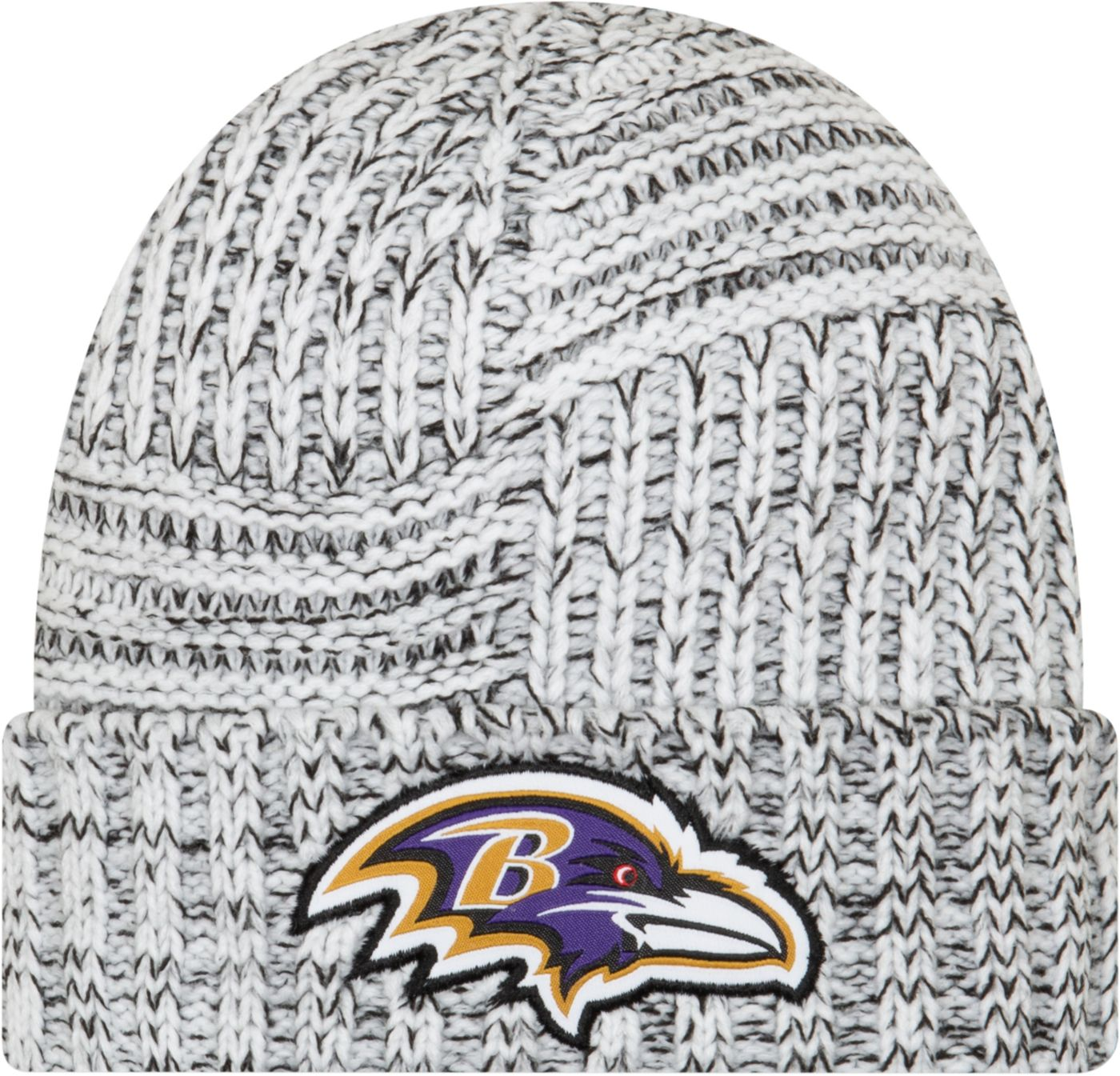New Era Women's Baltimore Ravens Sideline Sport Knit