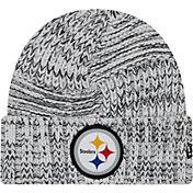 New Era Women's Pittsburgh Steelers Sideline Sport Knit
