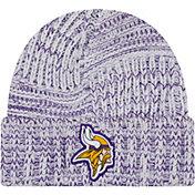 New Era Women's Minnesota Vikings Sideline Sport Knit