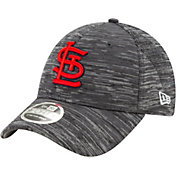 New Era Youth St. Louis Cardinals Gray 9Forty Shadow Neo Adjustable Hat