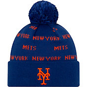 New Era Youth New York Mets Repeat Knit Hat
