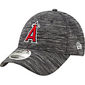 New Era Youth Los Angeles Angels Gray 9Forty Shadow Neo Adjustable Hat