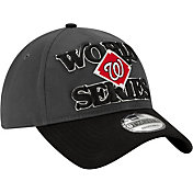 New Era Men's 2019 National League Champions Locker Room 9Twenty Washington Nationals Adjustable Hat