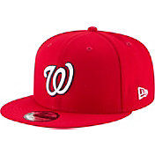 New Era Youth Washington Nationals 59Fifty Red Authentic Hat