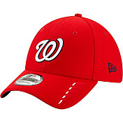 New Era Youth Washington Nationals Red 39Thirty Rush Stretch Fit Hat