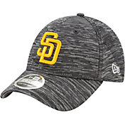 New Era Youth San Diego Padres Gray 9Forty Shadow Neo Adjustable Hat