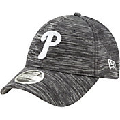 New Era Youth Philadelphia Phillies Gray 9Forty Shadow Neo Adjustable Hat