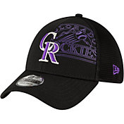New Era Youth Colorado Rockies 39Thirty Tonel Neo Stretch Fit Hat