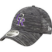 New Era Youth Colorado Rockies Gray 9Forty Shadow Neo Adjustable Hat
