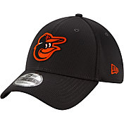 New Era Men's Baltimore Orioles Gray 39Thirty Clubhouse Stretch Fit Hat