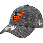 New Era Youth Baltimore Orioles Gray 9Forty Shadow Neo Adjustable Hat