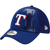 New Era Youth Texas Rangers Blue 39Thirty Tonel Neo Stretch Fit Hat