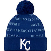 New Era Youth Kansas City Royals Repeat Knit Hat
