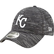 New Era Youth Kansas City Royals Gray 9Forty Shadow Neo Adjustable Hat