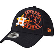 New Era Youth Houston Astros 39Thirty Tonel Neo Stretch Fit Hat