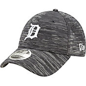 New Era Youth Detroit Tigers Gray 9Forty Shadow Neo Adjustable Hat
